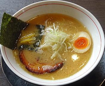 まっくうしゃ笹口店 醤油(アジ×煮干)