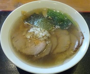 六綵亭 ラーメン+チャーシュー