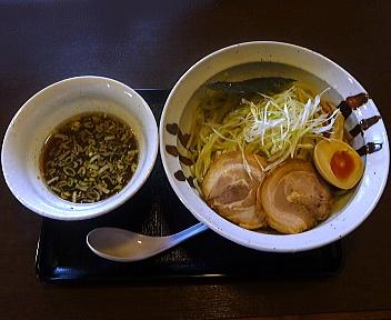 樹よし 和風つけ麺(醤油)