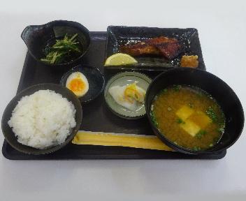 古川鮮魚 お得ランチ(銀ダラ)