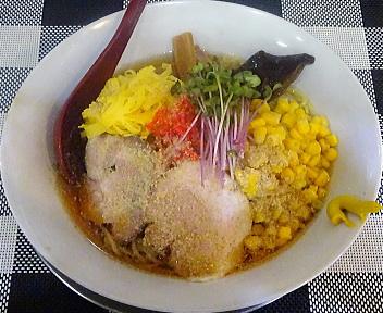 飛雄馬総本店 冷やし中華(細麺)