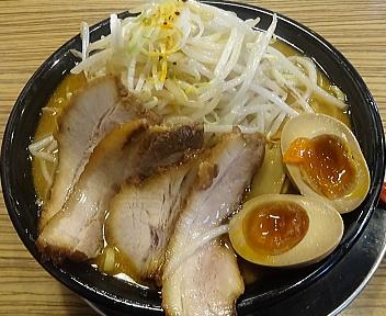 赤シャモジ 特製味噌ラーメン(大盛)