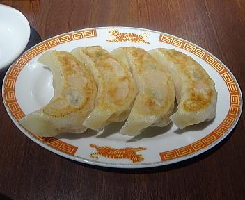 紅虎餃子房新潟店 大餃子