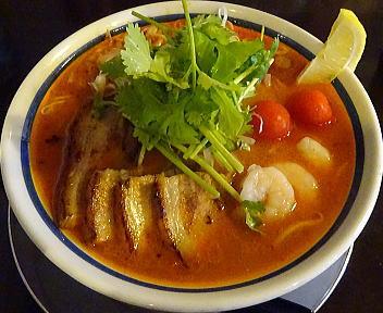 いっとうや スパイシートムヤム麺