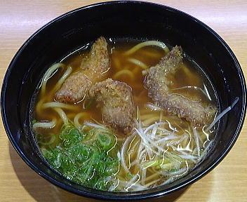 スシロー新潟赤道店 コク旨まぐろ醤油ラーメン