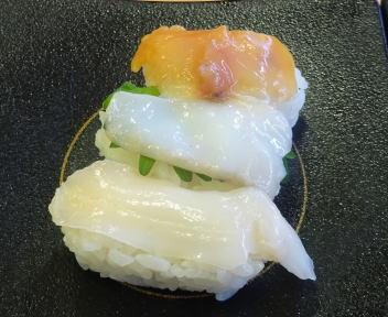 かっぱ寿司逢谷内店 貝