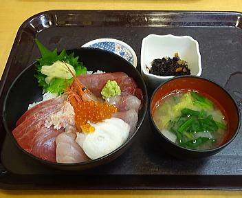 中央食堂 海鮮丼