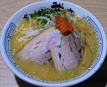 武蔵イオン東店 からし味噌らーめん