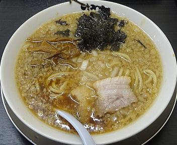 潤中山店 中華そば