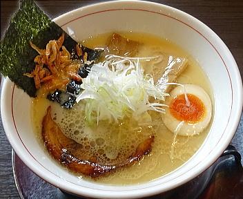 まっくうしゃ笹口店 塩(えび×鯛)