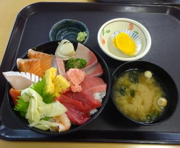 水産食堂 特選海鮮丼