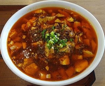 萬福食堂 四川麻婆麺