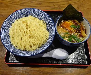 武蔵笹口店 つけめん(中盛)