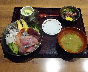 藤五郎 海鮮丼
