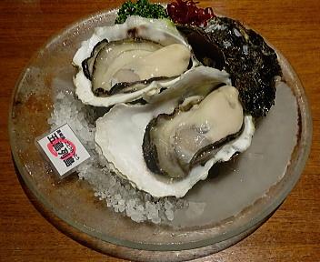 うなり 長崎県の五島(岩牡蠣)