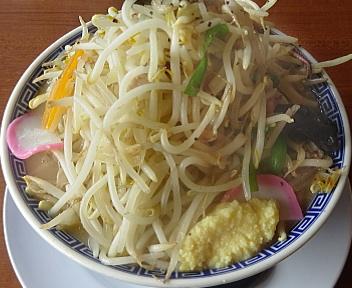 仁 濃厚タンメン仁野菜塩(並)