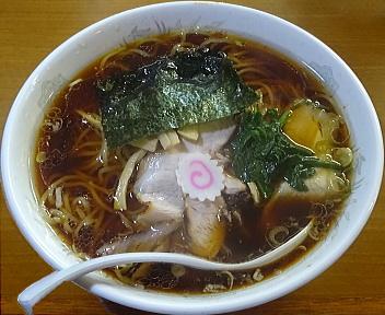青島司菜ときめき ラーメン(大盛)+麺50円